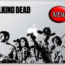 The Walking Dead Macbook Decal Laptop From Decalisart On Etsy