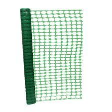 Bisupply 4 Ft Safety Fence 100 Ft Plastic Fencing Roll Green Fencing Walmart Com Walmart Com
