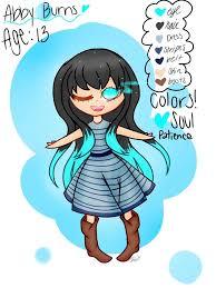 Abby OC   Wiki   Glitchtale Amino