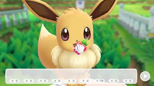Buy Pokémon: Let's Go, Eevee! Switch Nintendo