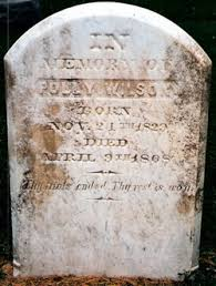 Polly Wilson (1829 - 1868) - Genealogy