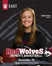 Women's Basketball: St. Francis at IU East by iueredwolves - issuu