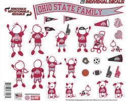 Ohio State Buckeyes Decals