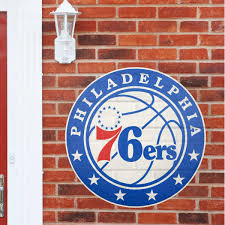Philadelphia 76ers Fathead Wall Decals More Shop Nba Fathead