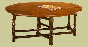 small bespoke oak eg coffee table