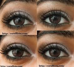 nice eye makeup for brown eyes 2020