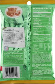 russell stover sugar free peanut er