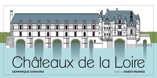 Châteaux de la Loire - nagłówek - Francuski przy kawie
