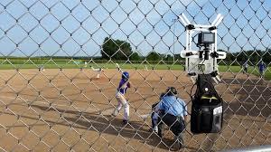 Fall Baseball Action 8 23 2014 Lynkspyder Baseball Gopro Sports Camera Chain Link Fence Chain Link
