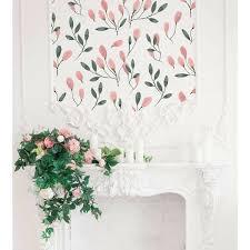 Urban Walls Soft Blush Florals Wall Decal Wayfair