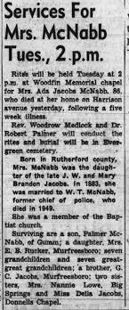 McNabb, Ada Jacobs DNJ 20 Feb. 1956 - Newspapers.com