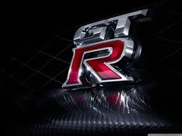 nissan gt r logo ultra hd desktop