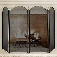 com fireplace door lock baby