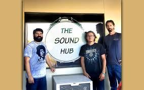 the sound hub rehearsal studio