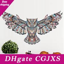 Wholesale Owl Nursery Wall Decals Buy Cheap In Bulk From China Suppliers With Coupon Dhgate Com