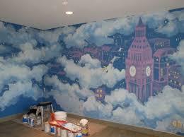 19 Ideas Painting Disney Peter Pan Kids Rooms In 2020 Kids Room Murals Disney Wall Murals Kids Room Wall Murals