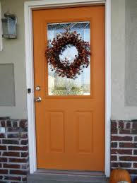 inviting colors to paint a front door