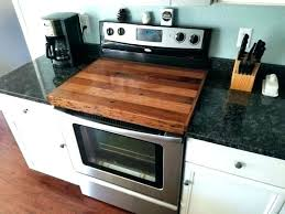 stove top cover for gas hob