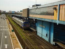 Frio causa rachadura nos trilhos da Trensurb