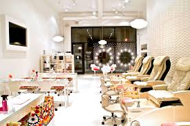 nail salon from the ground up
