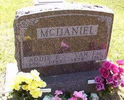 "Adeline Elizabeth ""Addie"" Hughes McDaniel (1896-1983) - Find A Grave  Memorial"