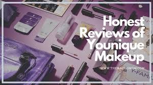 honest reviews of younique makeup