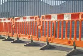 Avalon Chapter 8 Temporary Barrier System Heras Uk Esi External Works