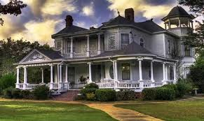 stunning southern plantation home 25