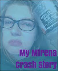my mirena crash story my starving