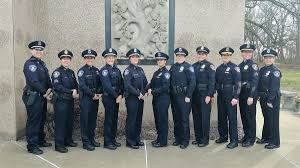 """Evansville Police on Twitter: """"In March of this year, the department's  women officers served as Honor Guard at the funeral of Retired Sergeant Ada  Meyer.… https://t.co/SJkpZsEM4V"""""""