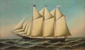 Ada Bailey - Antonio Jacobsen - 1888 - oil on canvas - 22 x 36 | American  folk art, Oil on canvas, Historical