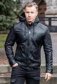 mens leather jackets for men