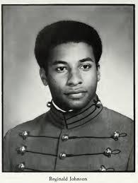 CDT Reginald E. Johnson Bracelet (USMA '80) — Steel Hearts