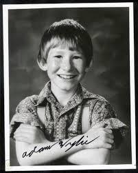 ADAM WYLIE child actor star autgraph signed photo rare!   #30514971