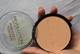 makeup revolution london pressed powder
