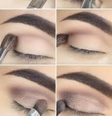 eyes makeup smokey taupe eyes tutorial