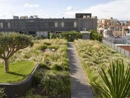 m central jardins sur les toits toit