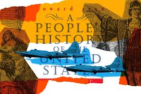 Howard Zinn in history class: teachers and A People's History of the United States.