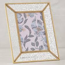 mercury glass frame 5x7