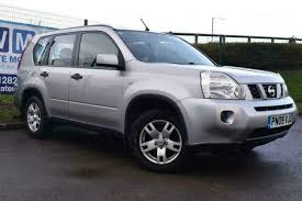 nissan x trail 2 0 sport expedition dci