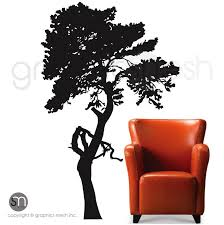 Classic Tree Wall Decals Realistic Art Surface Graphics Graphicsmesh