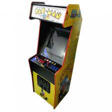 2 player arcade machine mancave model