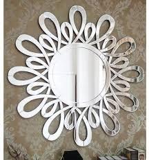 14 hair raising modern wall mirror