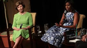 Coronavirus: Laura Bush, Michelle Obama ...