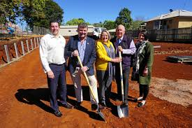 Work starts on new Toowoomba disability care units | Central Telegraph