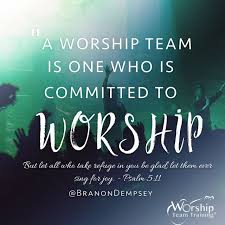 Whether if you are a #worship leader, musician, singer, audio-tech ...