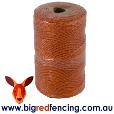 Electric Fence Wire Rope And Braid Big Red Fencing