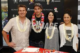 Tokidoki co founders Ivan Arnold and Simone Legno Pooneh Mohajer and...    WireImage   130000989