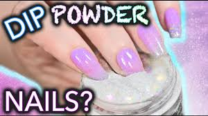 dip powder nails all about the