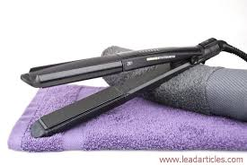 babyliss hair straightener and curler